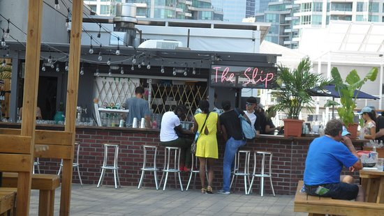 Photo of Bar The Slip at 235 Queens Quay W, Toronto M5J 2G8, Canada