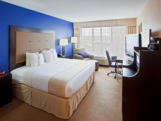 Holiday Inn Washington DC / Greenbelt: Deluxe Room
