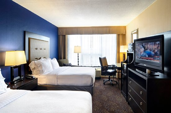 Holiday Inn Washington DC / Greenbelt: Well Appointed Double Queen