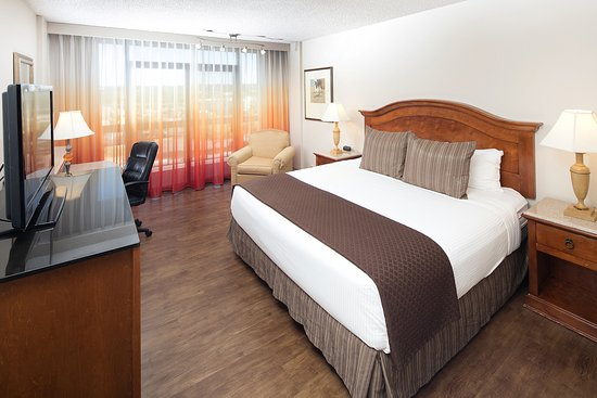 Red Lion Hotel Boise Downtowner: King Room