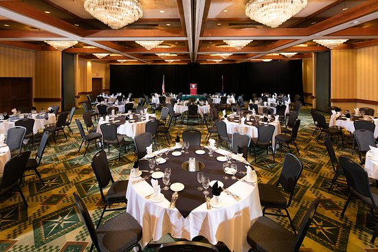 Red Lion Hotel Boise Downtowner : Hote Meeting Room