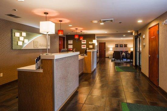 Wilsonville, Oregón: Hotel Lobby
