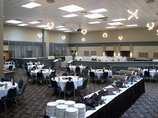 Wilsonville, Oregón: Buffet Set Up