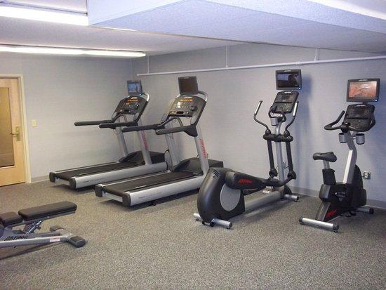 Mansfield, Массачусетс: Fitness Center