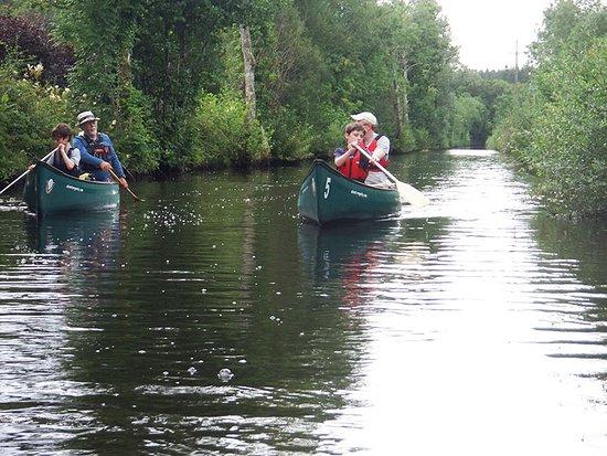 Dromahair, Irlanda: Lough Allen Canal Ireland