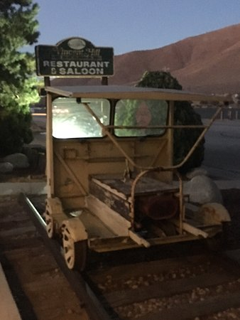 Acton, Californien: Old Memorabilia