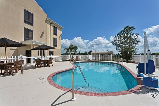 ซีบริง, ฟลอริด้า: Swimming Pool