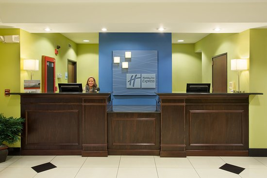 Tell City, IN: Front Desk