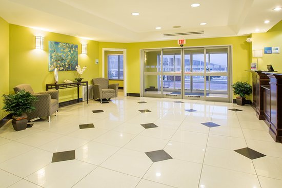 Tell City, IN: Hotel Lobby