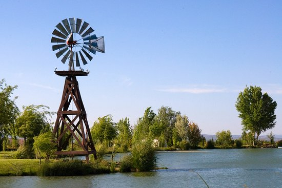 Chino Valley, AZ: the windmill from 1900's