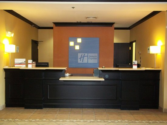 Shelbyville, KY: Front Desk