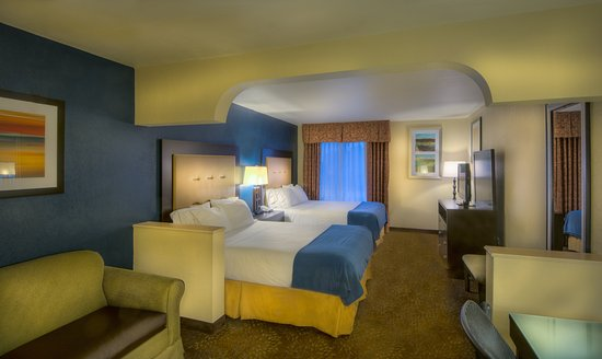 Superior Room- Holiday Inn Express South Haven, Michigan