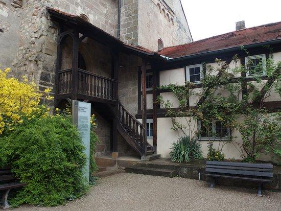 Alte Hofhaltung : Escaleras de madera