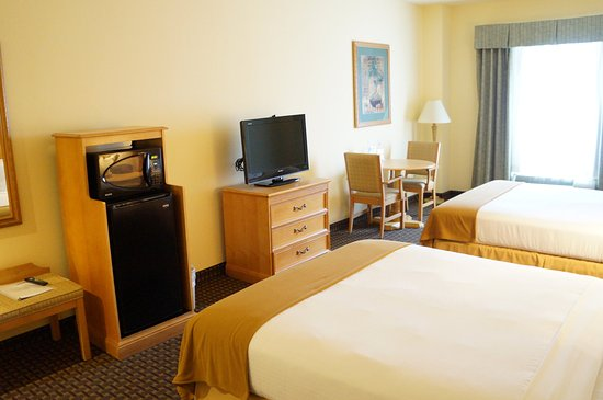 Holiday Inn Express Hotel & Suites Port Aransas / Beach Area: Standard Queen Bed Guest Room