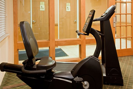 Holiday Inn Express Hotel & Suites Port Aransas / Beach Area: Fitness Center