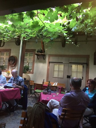 Endingen am Kaiserstuhl, Alemania: Zum Alten Wagenmann