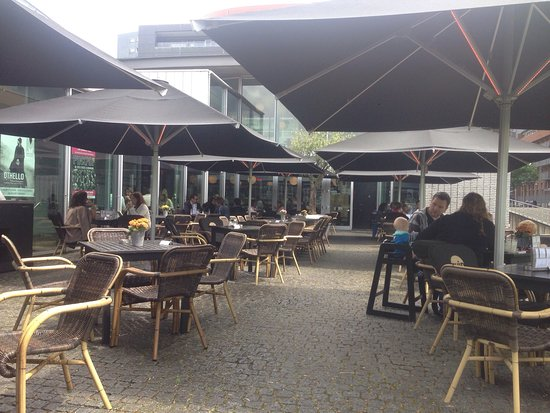photo2 - picture of cafe zuid, maastricht - tripadvisor