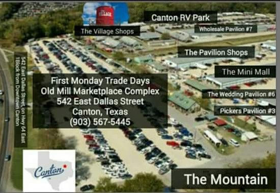The Mountain At Old Mill Marketplace Complex First Monday
