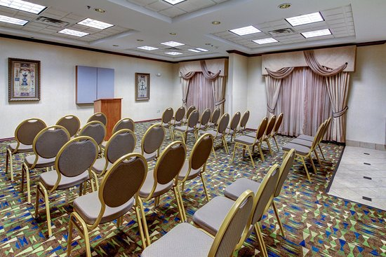 ‪‪Holiday Inn Express San Angelo‬: Meeting Room-Theater‬