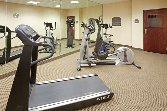 ‪‪Holiday Inn Express San Angelo‬: Fitness Center‬