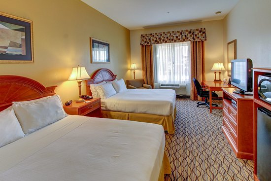 Holiday Inn Express San Angelo: 2 Queen bed room