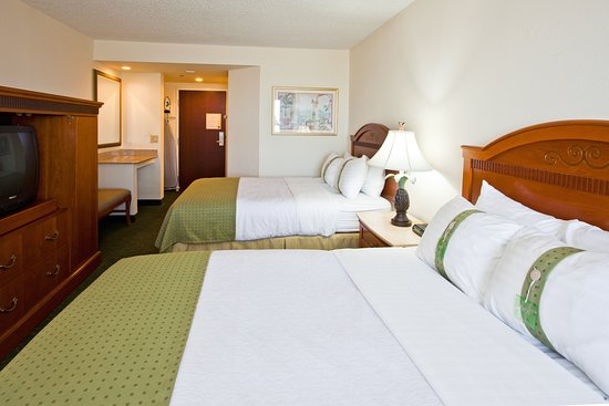 Holiday Inn Port St. Lucie: Double Bed Guest Room