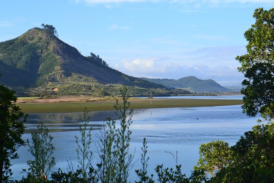 Opoutere, Neuseeland: Wharekawa inlet