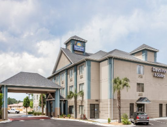 Days Inn Jesup : Hotel exterior