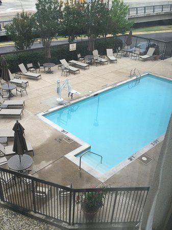 Hampton Inn & Suites Alexandria Old Town Area South Resmi