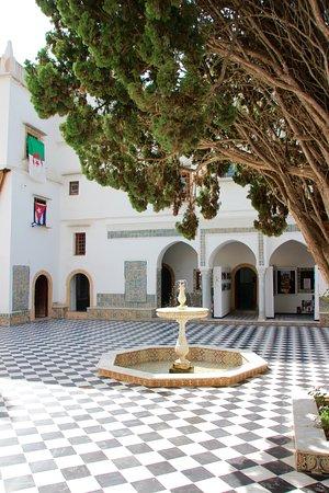 Algiers, Algeria: Cour principale
