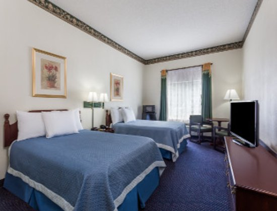 Days Inn by Wyndham Jesup: Standard Double Bed Room