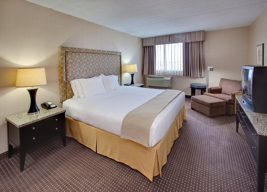Holiday Inn Express Chicago Palatine: Holiday Inn Express Palatine-Arlington Hts Chicago NW-Suite