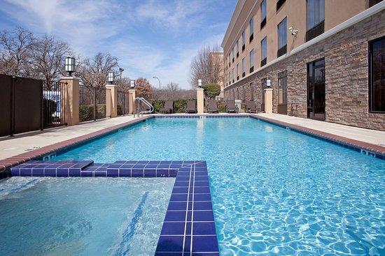 Holiday Inn Express Arlington Updated 2018 Prices Motel Reviews Tx Tripadvisor