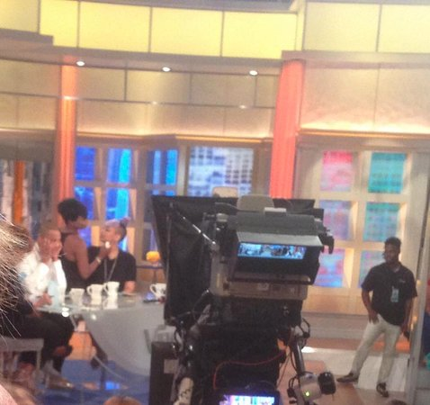 The View, ABC Studios, Taping of the Show