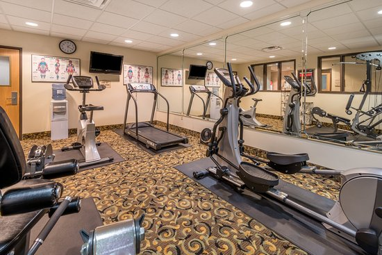 Socorro, NM: Stay on track while you're traveling in our 24 hour Fitness Center