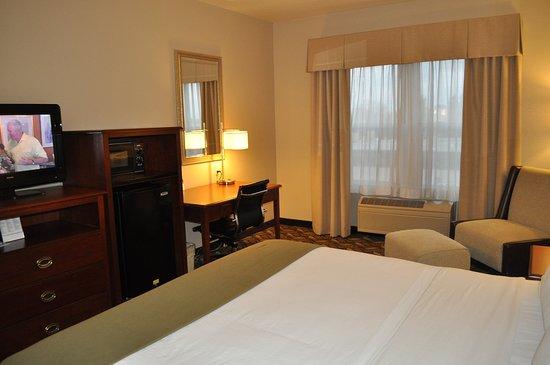 Уэст-Сакраменто, Калифорния: Guest Room
