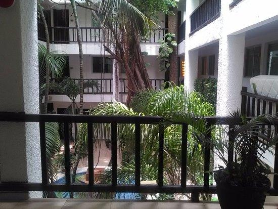 Colonial Cancun Hotel : área publica del hotel