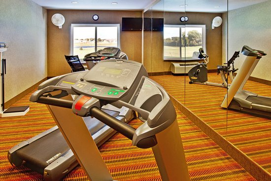 Sioux Center, IA: Fitness Center
