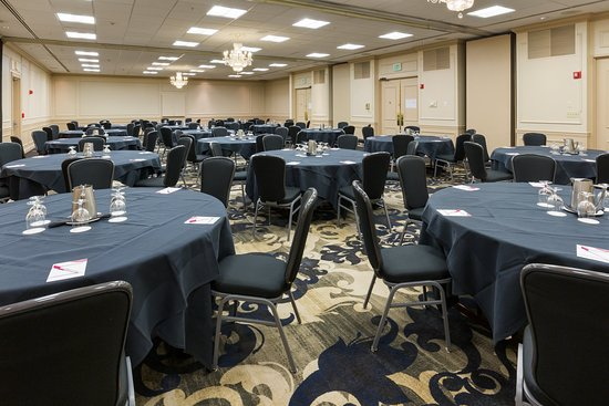 Crowne Plaza Portland-Downtown Convention Center: Windsor Ballroom