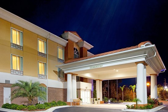ยูลี, ฟลอริด้า: Hotel Exterior