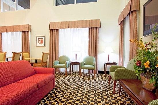 ยูลี, ฟลอริด้า: Hotel Lobby
