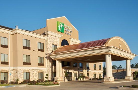 Center, TX: Hotel Exterior