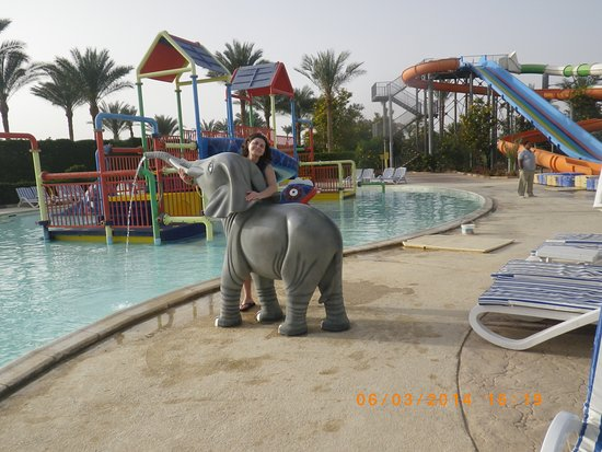 continental plaza beach < aqua park resort 5 *