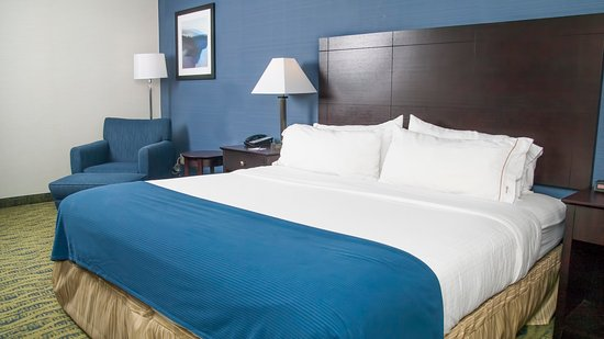 Holiday Inn Express & Suites - York: King Bed Guest Room