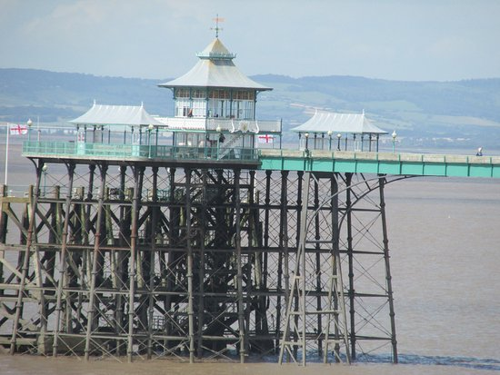 cafe on the clevedon pier クリーブドン clevedon pier and heritage