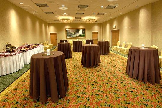 Эверетт, Вашингтон: Downtown Everett Hotel - Reception in Oakes