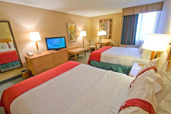 Everett, WA: Double Queen Guest Room