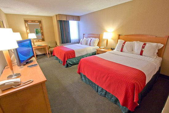 Everett, WA: Guest Room - 2 Queen