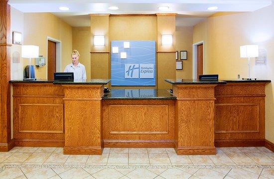 Rocky Mount, VA: Front Desk