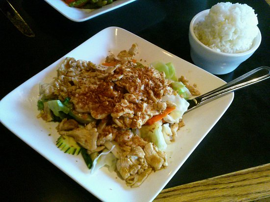 Thai spice cafe austin menu prices restaurant for 8 spices thai cuisine menu